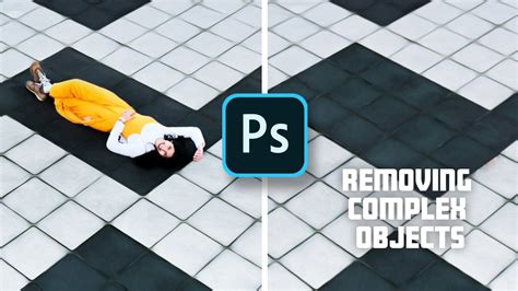 Photoshop Intermediate Techniques - Removing Subject with