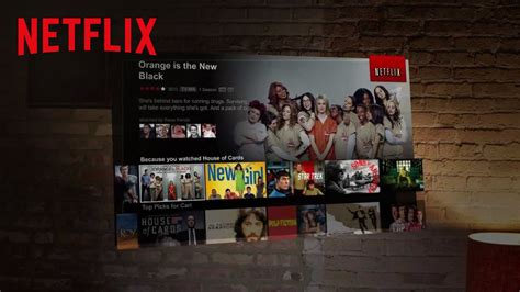Introducing: A Brand New Netflix Experience On TVs