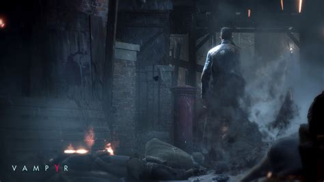 Vampyr gets a bloody E3 trailer and a November release
