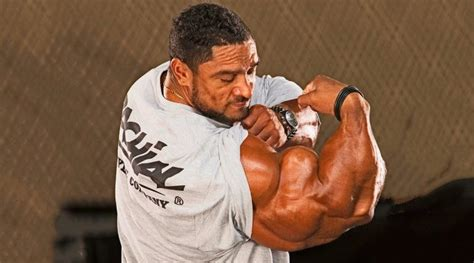 Can Roelly Winklaar Rebound in Time for the Olympia?