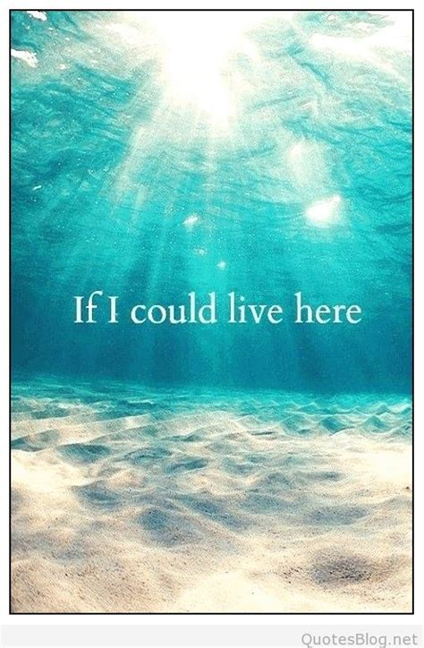 Ocean and sea quotes