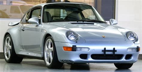 Porsche 993 Turbo - The best looking turbo ever? - Rare
