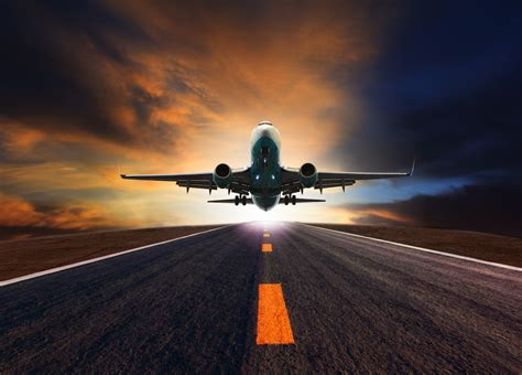 Safer aircraft landings - thanks to recycled glass