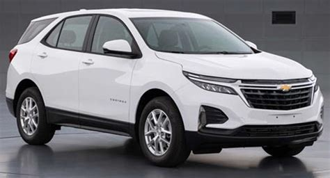 Facelifted 2021 Chevrolet Equinox Prematurely Outed In