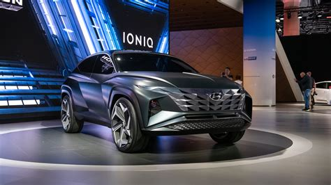 Hyundai Vision T concept previews handsome redesign for