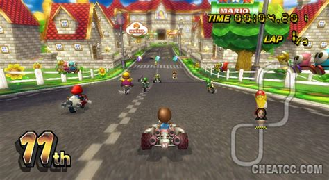 CCC's Mario Kart Wii Launch Site: Reviews, Previews