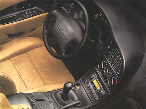 1999 Mitsubishi Eclipse Overview   Cars