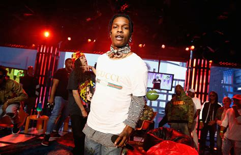 ASAP Rocky: 'I Don't Really F*ck With a Lot of These Rap N
