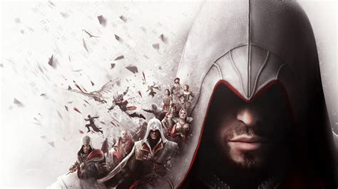 Assassins Creed The Ezio Collection Wallpapers   HD