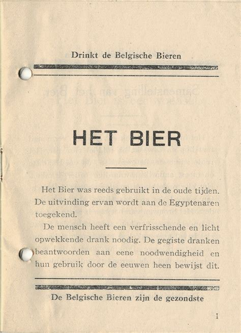 historic letters and invoices: beer and breweries; oude