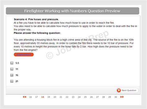How to Become a Firefighter - The Application Form