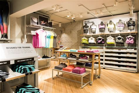Nike King's Road Opens, The Brand's First Women's Only