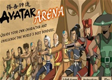 Avatar The Last Airbender - Games For Kids