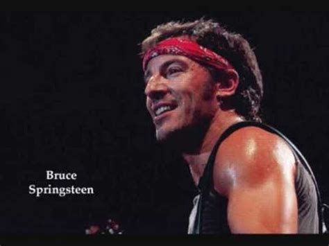 Bruce Springsteen - The river with story - YouTube