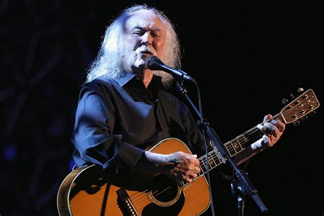 David Crosby Asked If '60s Were 'Dream That Didn't Come True'