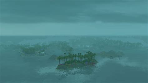 Cink's Sims : Storm Island