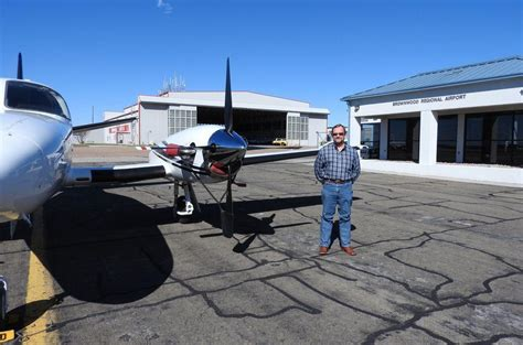 HORIZONS (Business): Brownwood airport flying into the