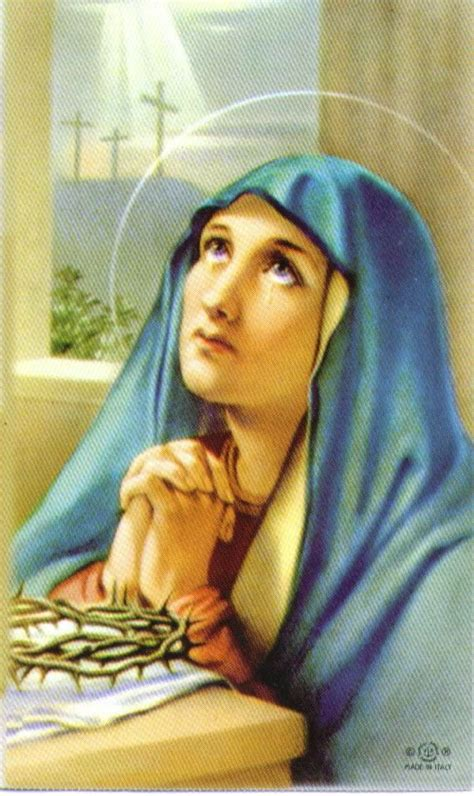 Sorrowful Mother | Catholic, Our lady of sorrows