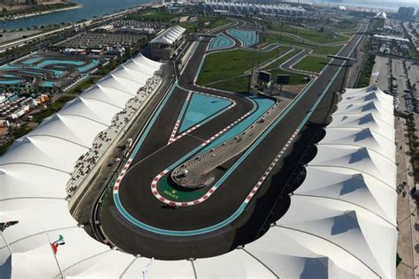 Yas Marina Circuit – The Most Expensive Race Track in The
