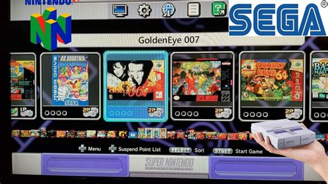 How To Play N64 and Sega Games on your SNES Classic