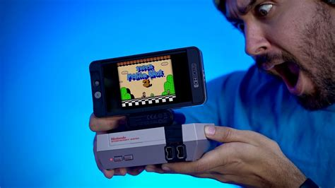 Make Your NES Classic Portable! - YouTube