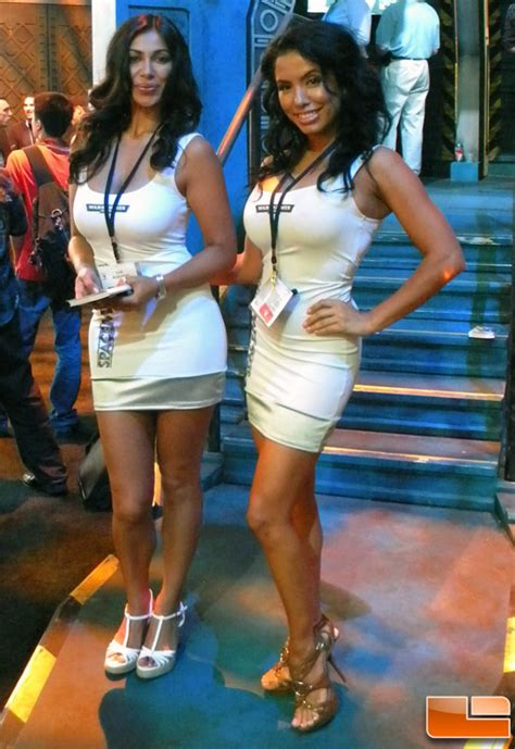 The Sexiest Booth Babes of E3 2011 - Legit ReviewsSexy XXX