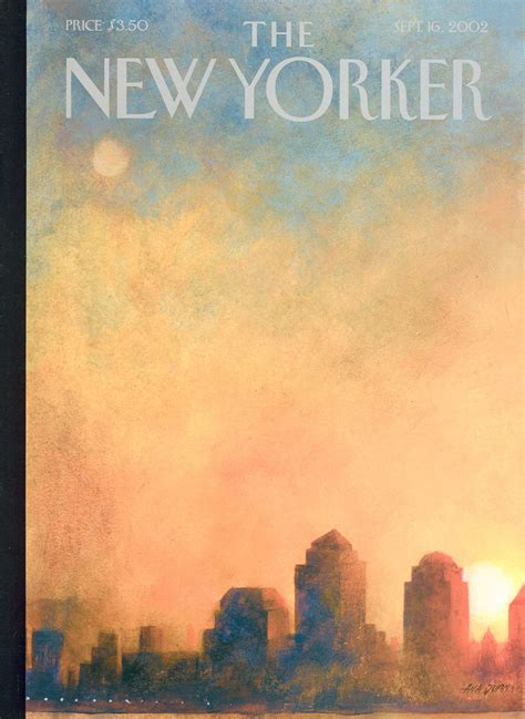 9/11 New Yorker Covers - The New Yorker