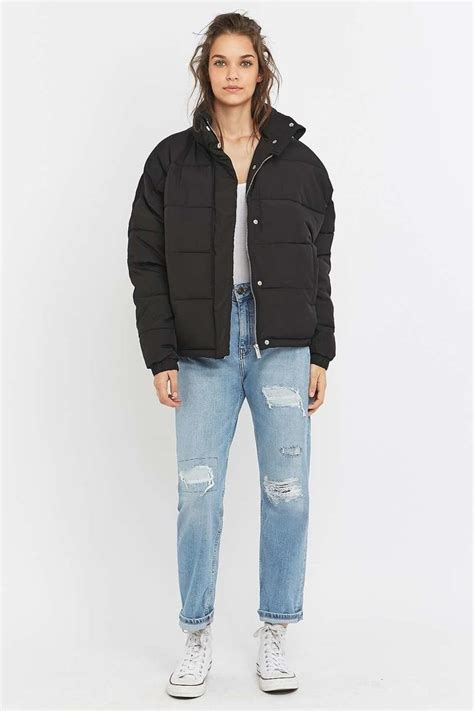 Cropped Puffer Jacket | Endource