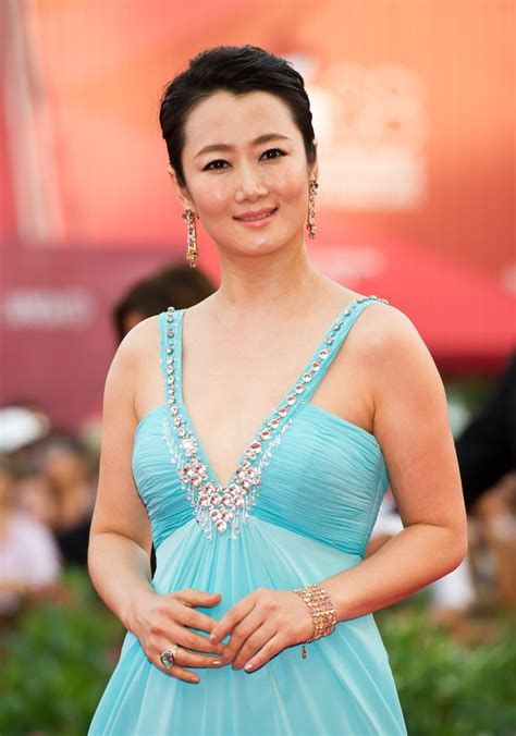 Zhao Tao in 'The Ides Of March' Premiere - 68th Venice