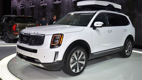 2020 Kia Telluride Rated At Up To 23 MPG Combined   Carscoops