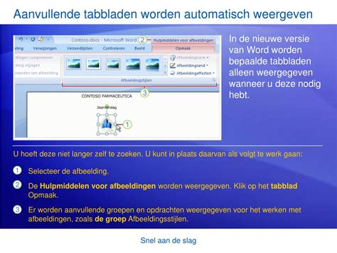 PPT - Microsoft ® Office Word 2007-cursus PowerPoint