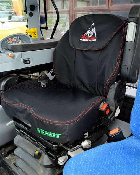 Fendt Tractor Grammer Maximo Dynamic Seat Covers with