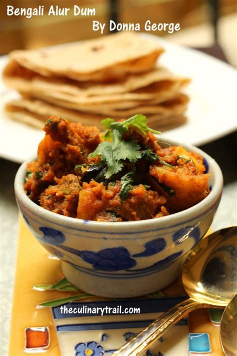 Bengali Alur Dum By Donna George Recipe | Morphy And Me