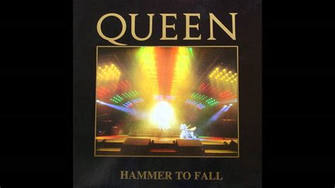 Hammer To Fall (A-Capella) - YouTube