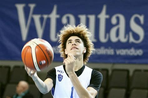LaMelo Ball likely headed to China or Australia -- report