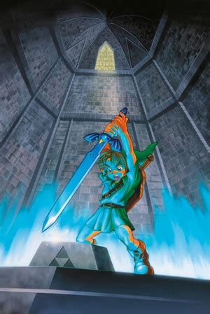 Why I Love the Nintendo Power Player's Guide of Ocarina of