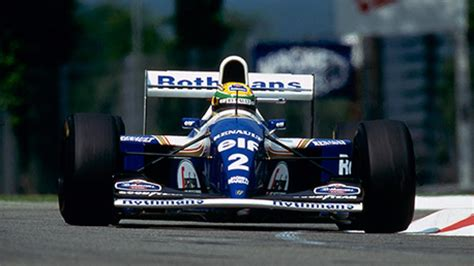 The 1990s: the best F1 decade ever?   Top Gear