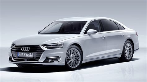 2019 Audi A8 L Plug-In Hybrid - Wallpapers and HD Images