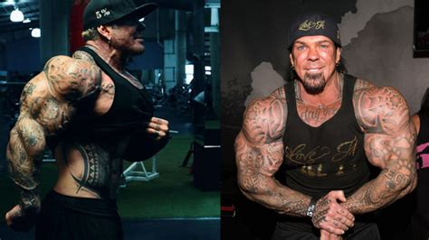 Rich Piana Arms Workout: Join the 5%