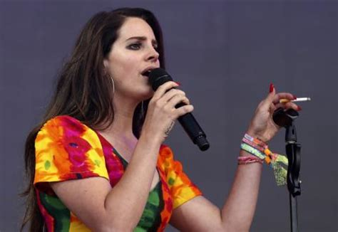 Lana del Rey Talks About Relationship, Sex, and Smoking
