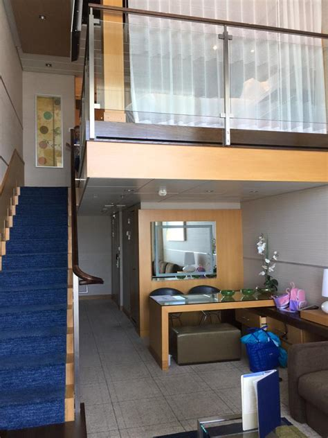 Photo tour of Loft Suite on Royal Caribbean's Oasis of the
