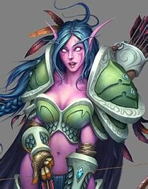 Night elf (playable) - Wowpedia - Your wiki guide to the