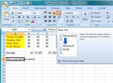 Command Button Excel Misc - Free Download The ActiveX For