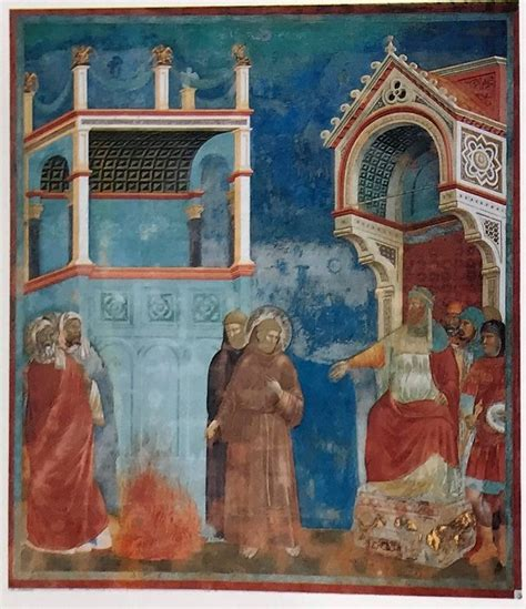 GIOTTO - Franciscus-cyclus bovenkerk Assisi
