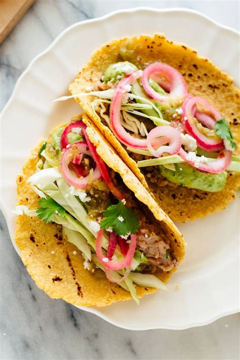 Epic Vegetarian Tacos Recipe - Cookie and Kate