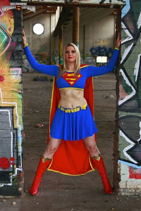 Supergirl Cosplay by Emma Griffiths Artistry