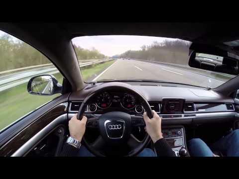 Speaking of Understatements - 2011 Audi A8 - Review - The