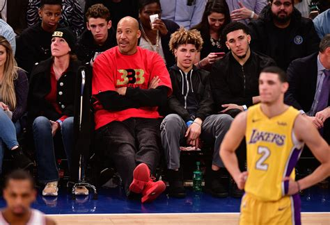LaVar's Latest: Bring All Three Ball Brothers to LA or