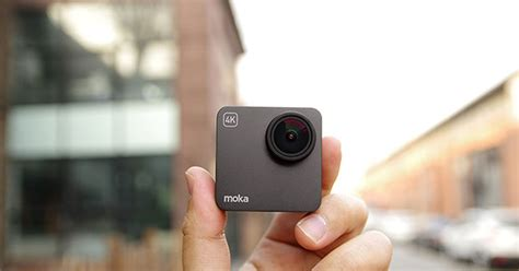 Alpha - The World's Smallest 4K Action Camera - Living