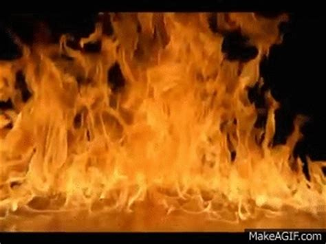 Super Fire Slow motion Background Animation Motion